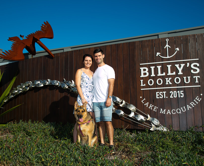 Lots To Love At Billy's Lookout Lake Macquarie NSW