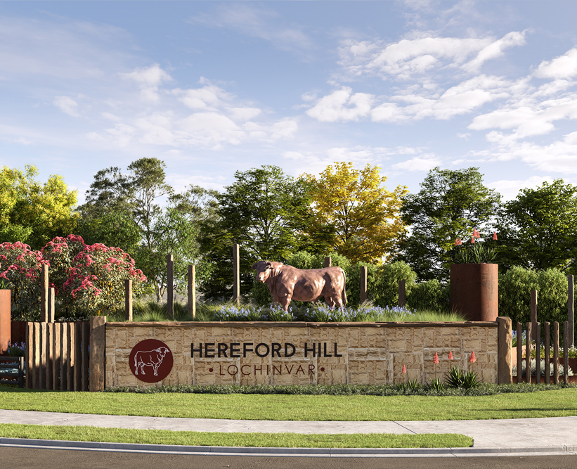 Hereford Hill Lochinvar
